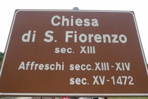 Bastia M.vì Sent. dei Partigiani - Capp. S. Fiorenzo 2019