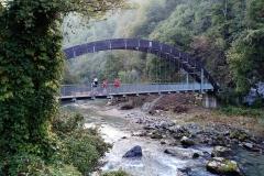 Ponte da Stiera  verso Cuneo