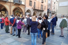 in visita a Cuneo