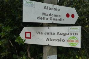 La Via Julia Albenga Alassio febb 2020