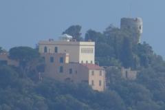 Isola Gallinara: torre e monastero
