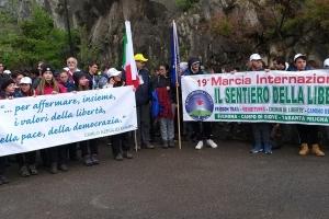 Sentiero Libertà 2019 - Sulmona